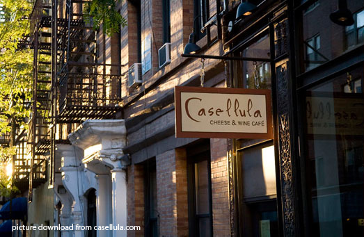 Casellula Cheese and Cafe